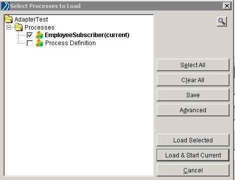 tester start process