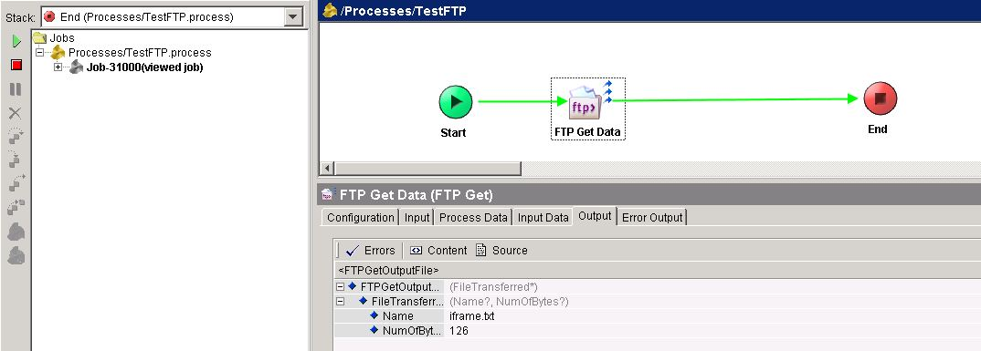 ftp get data test