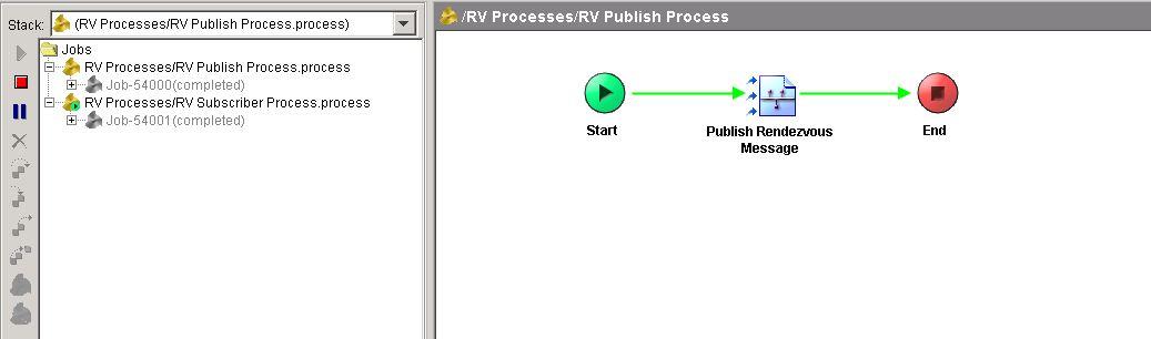 tester rv processes run successful