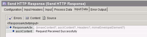 tibco http post send http response input tester
