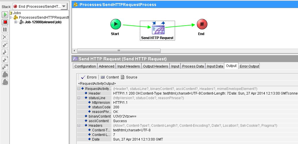 tester tibco ssl client process
