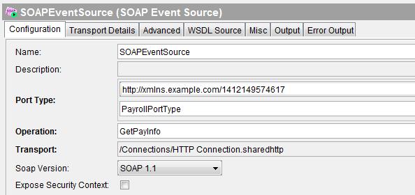 soap event source configuration