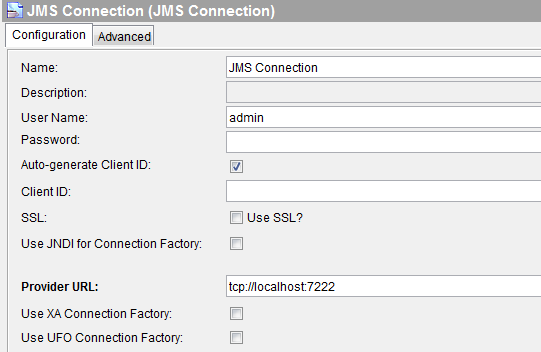 jms message selector