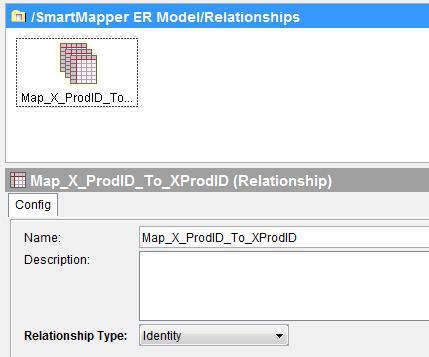 tibco smartmapper relationship configuration