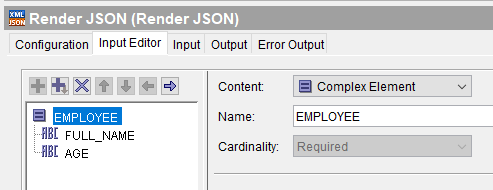 XML to JSON and JSON To XML Conversion Using TIBCO REST & JSON